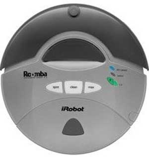 Roomba Silver